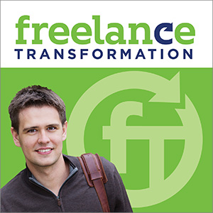 Freelance Transformation Podcast Icon