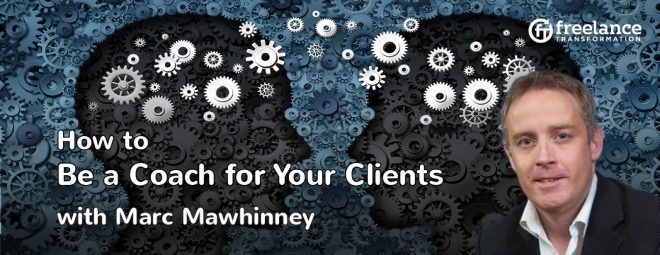 image for post - FT 024: Become a Coach to Your Clients with Marc Mawhinney
