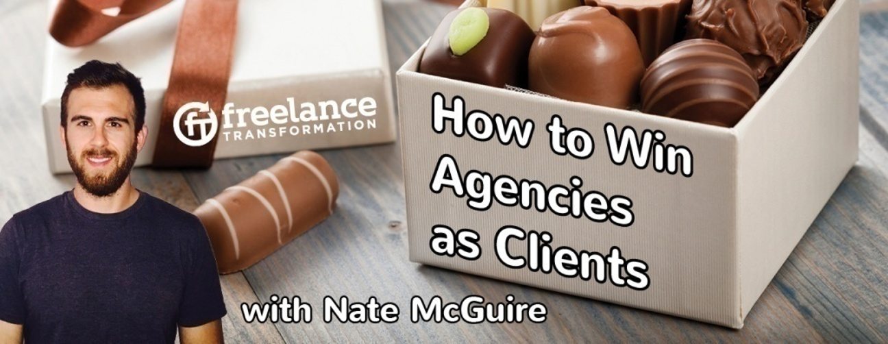 image for post - FT053: How to Win Agencies as Clients with Nate McGuire