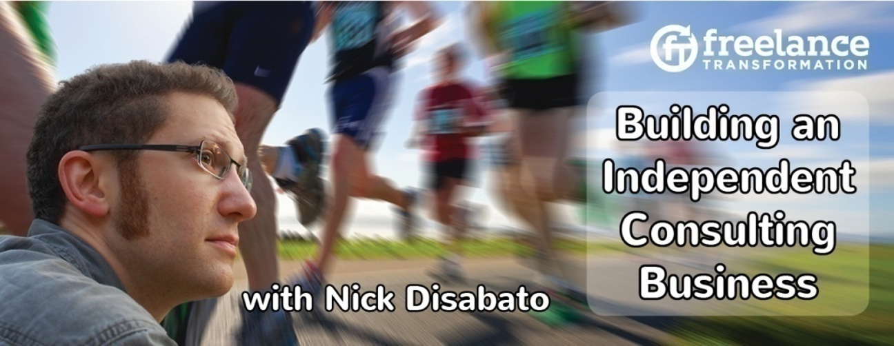 image for post - FT055: Building an Independent Consulting Business with Nick Disabato