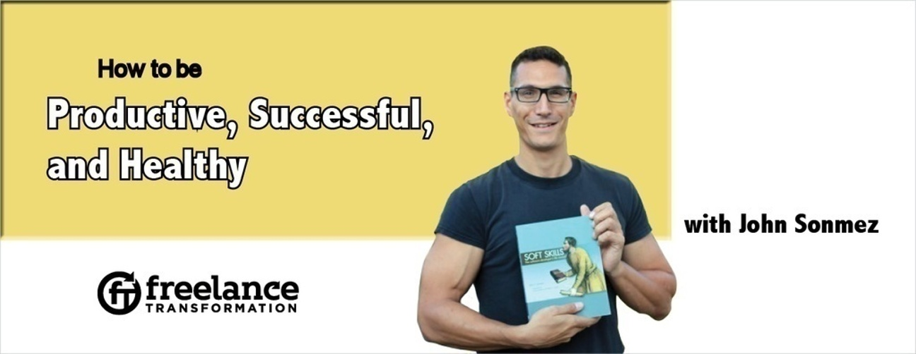 image for post - FT 007: How to Be Productive, Successful, and Happy with John Sonmez