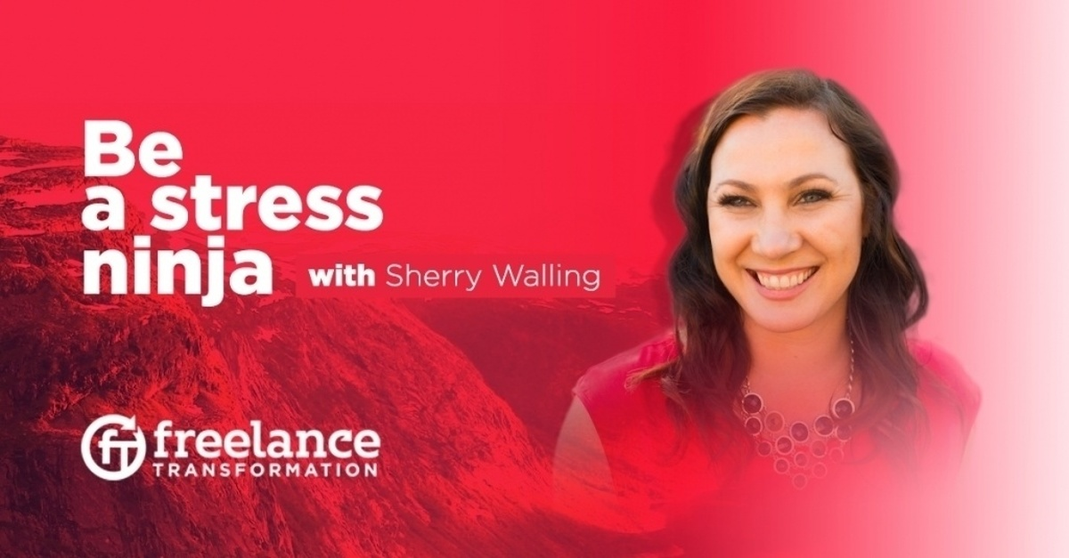 image for post - FT 090: Work and Life Challenges as a Freelancer with Sherry Walling