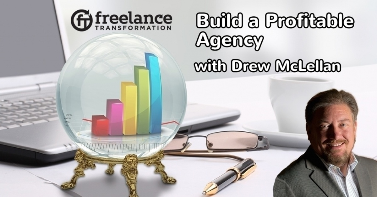image for post - FT 107: How to Build a Profitable Agency with Drew McLellan