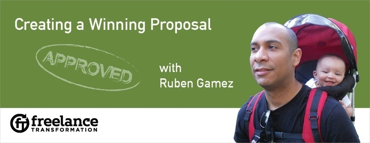 image for post - FT 010: Creating a Winning Proposal with Ruben Gamez