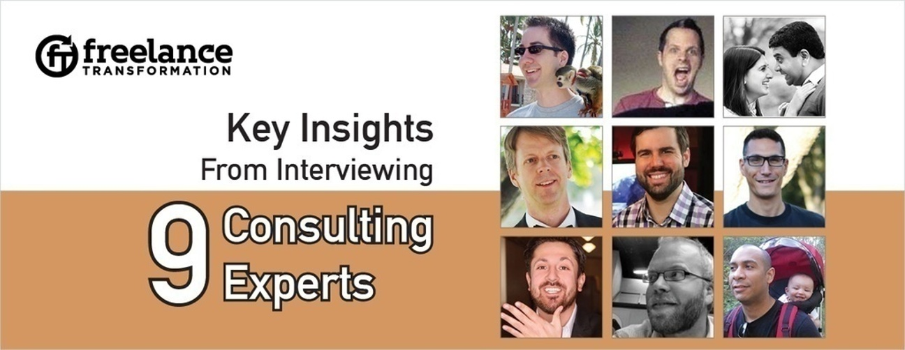 image for post - FT 011: Key Insights from Interviewing 9 Consulting Experts
